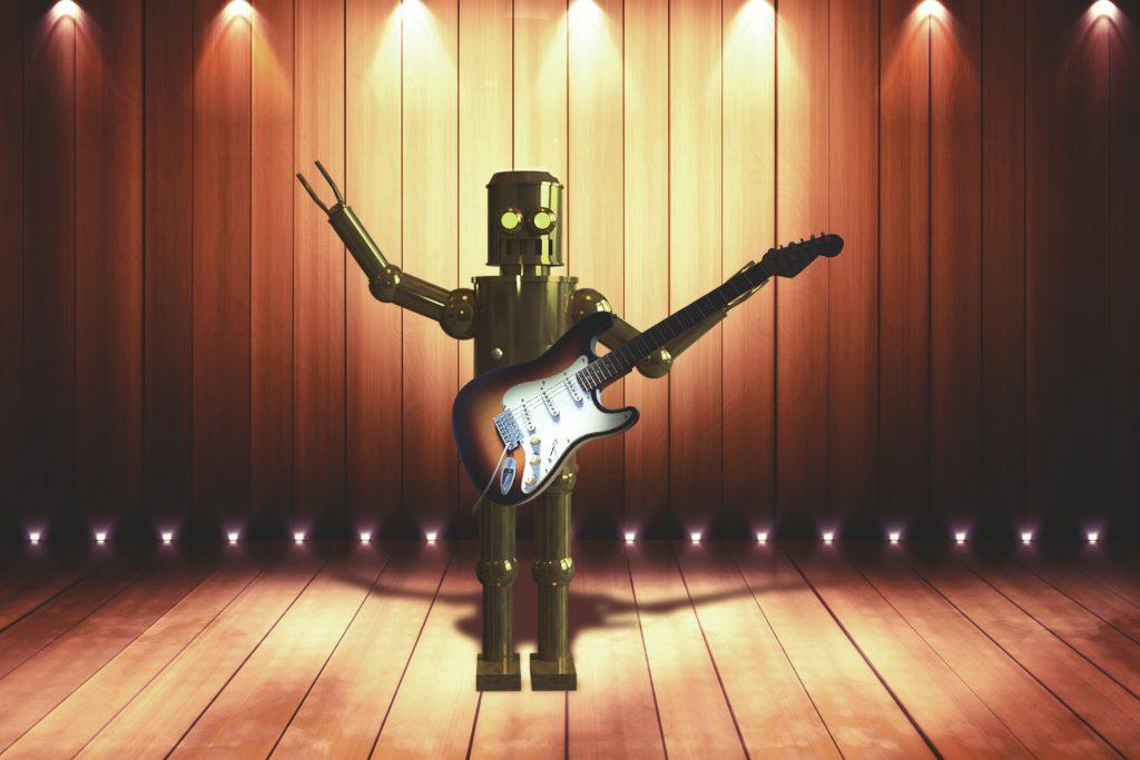 Automatisiert aif der Bühne