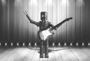 Wie automatisiert auf der Bühne