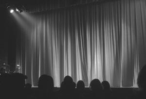 Die Bühne und ich