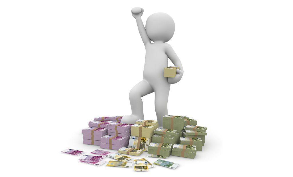 Erfolg durch Geld