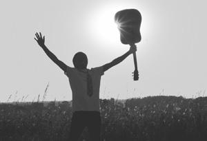 Wer als Musiker auf Reichtum & Ruhm aus ist… (Gedankenspiel)