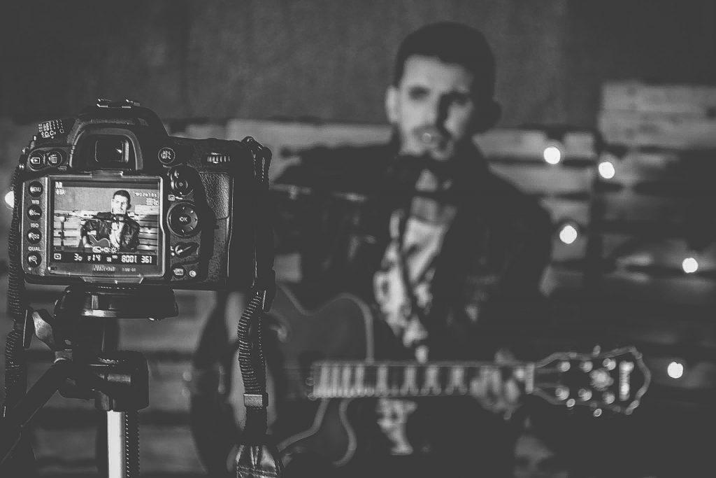 Planung Musikvideodreh
